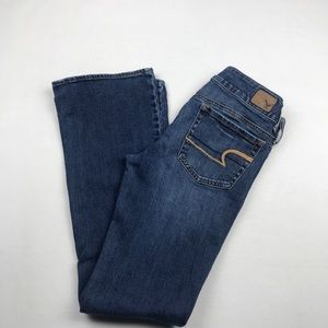 American Eagle Artist Stretch  Denim Jeans Size 2